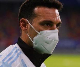 foto: Scaloni dio la lista para la Copa América con dos bajas no previstas