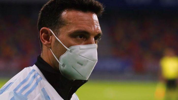 Scaloni dio la lista para la Copa América con dos bajas no previstas