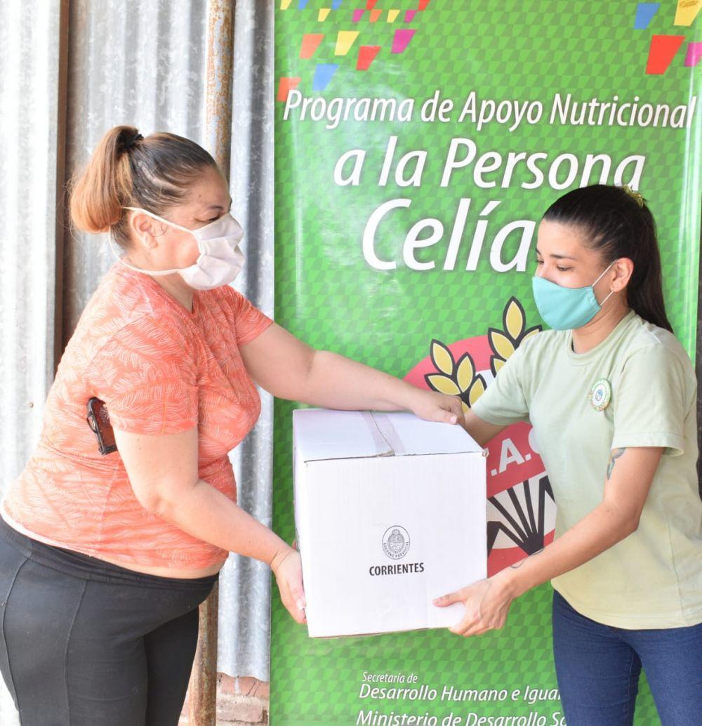 Se  entregan Módulos Alimentarios para Celíacos desde este lunes