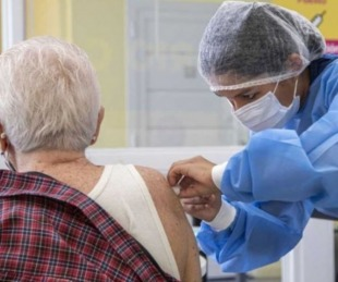 foto: ¿Qué tomar ante síntomas secundarios tras recibir la vacuna?