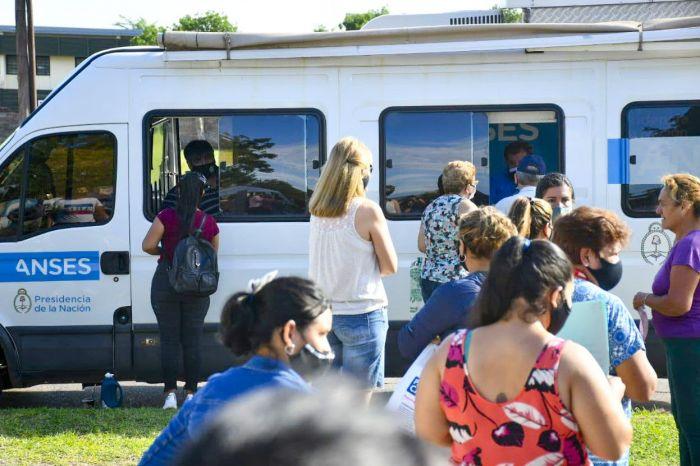 Corrientes: Anses paga reintegro del 20% y suba del 12% para AUH