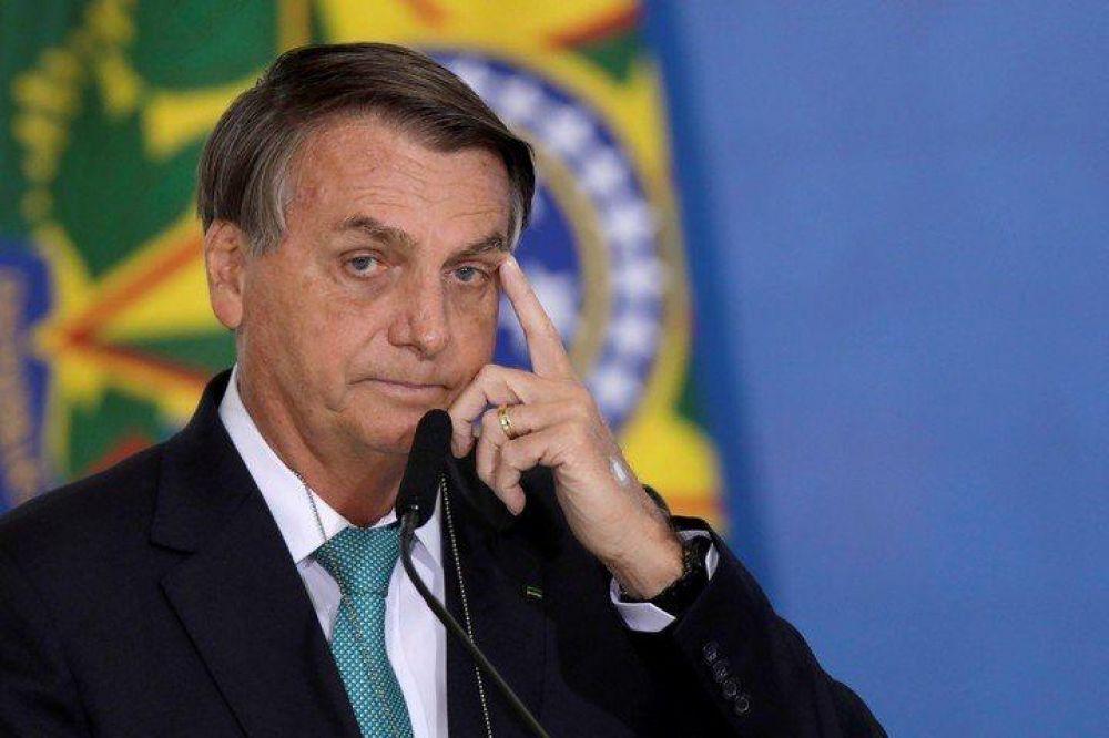 Jair Bolsonaro respondió a las declaraciones de Alberto Fernández