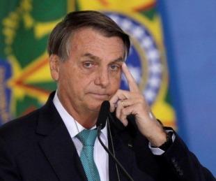 foto: Jair Bolsonaro respondió a las declaraciones de Alberto Fernández