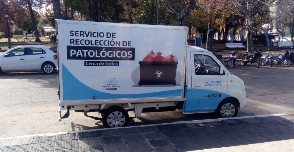 Libres iniciará la recolección diferenciada de residuos patológicos