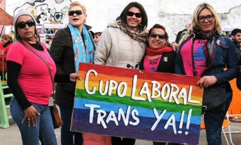 Diputados aprobó el proyecto de ley de cupo laboral trans