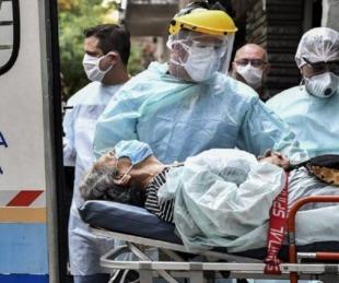 foto: Covid en Argentina: Se registraron 26.934 casos y 689 muertos