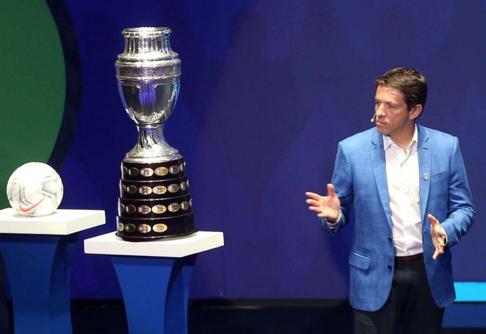 Copa América: Conmebol retocó el reglamento a horas del inicio