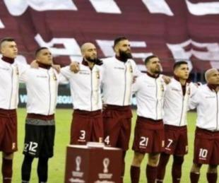 foto: Copa América: hubo un brote de COVID en la selección de Venezuela