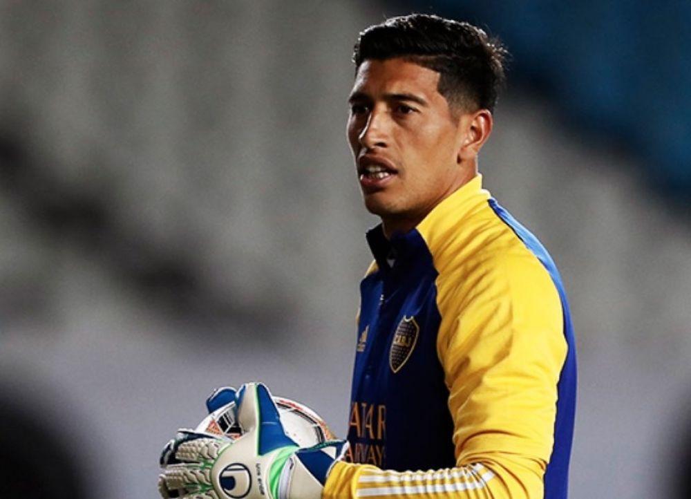 Boca Juniors concretó la venta del arquero Andrada a México