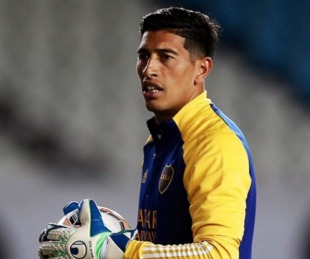 foto: Boca Juniors concretó la venta del arquero Andrada a México