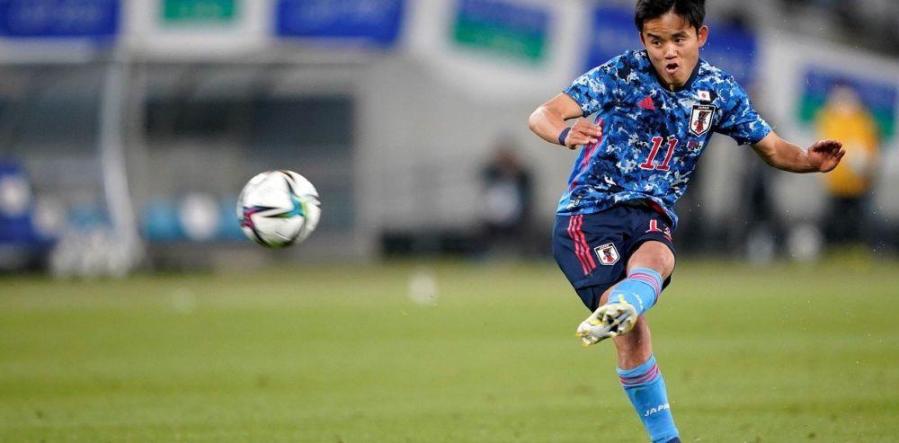 Video: Japón hizo un gol increíble con cuatro caños consecutivos