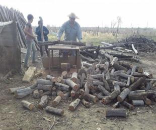 foto: Se hartó de la crisis, vendió su viñedo como leña y se irá para Italia