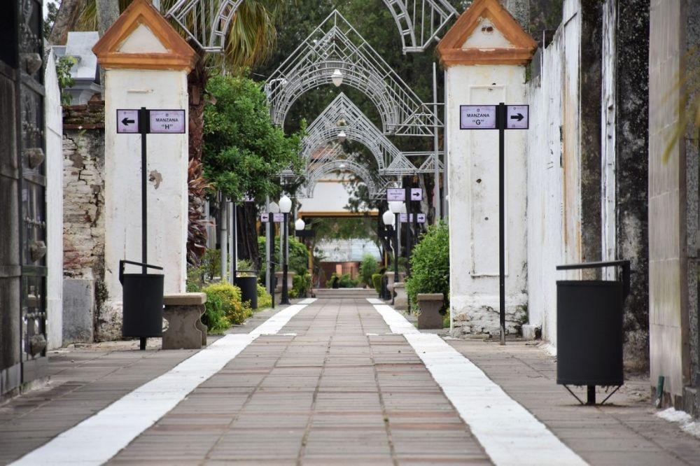 Día del Padre: El municipio habilitará visitas en los cementerios