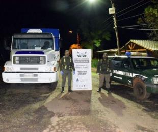foto: Corrientes: Secuestraron 86 kilos de soja transportados ilegalmente