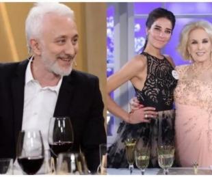 foto: Mirá cómo fue la competencia de anoche entre Andy Kusnetzoff y Juana Viale