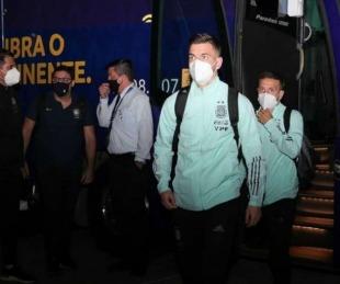 foto: Argentina espera por el debut en la Copa América ante Chile