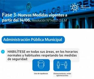 foto: Libres adhirió a nuevas medidas anunciadas por el Gobierno Provincial