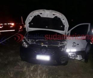 foto: Tenía Covid el conductor del auto que atropelló y mato a 2 jóvenes