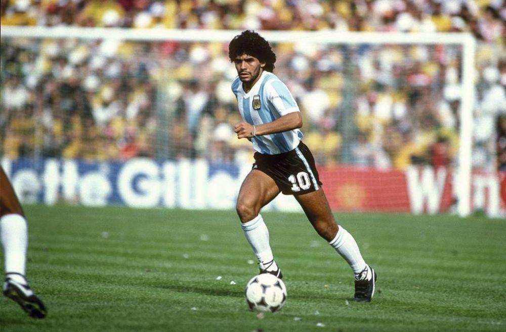 A seis meses de su muerte, así fue el homenaje a Diego Maradona