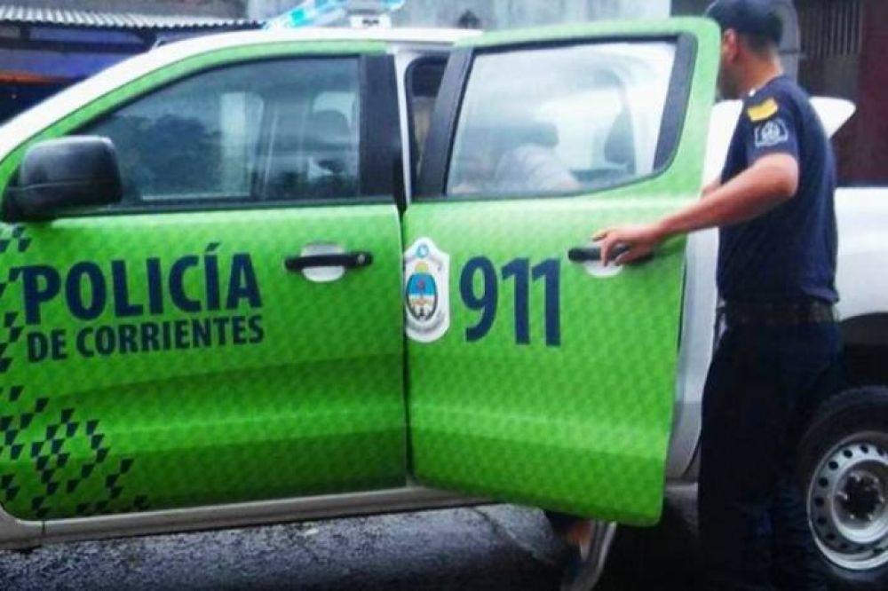 Detuvieron a dos adolescentes que asaltaron a remiseros en Corrientes