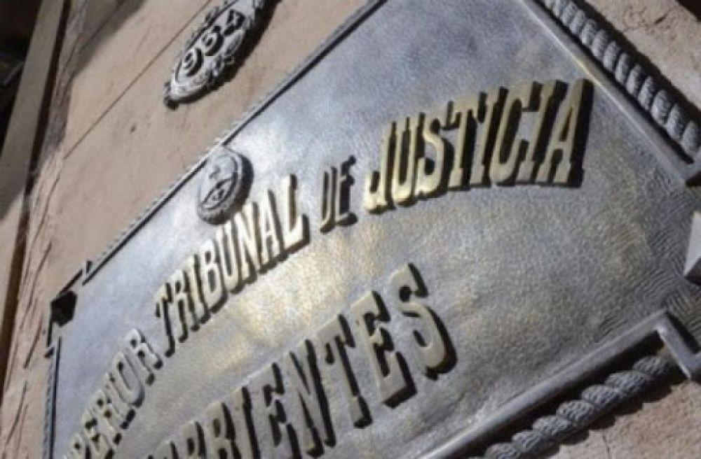 Elecciones: el STJ se declaró incompetente ante planteo del PJ