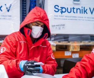 foto: Afirman que la Sputnik es la más eficaz contra la variante Delta