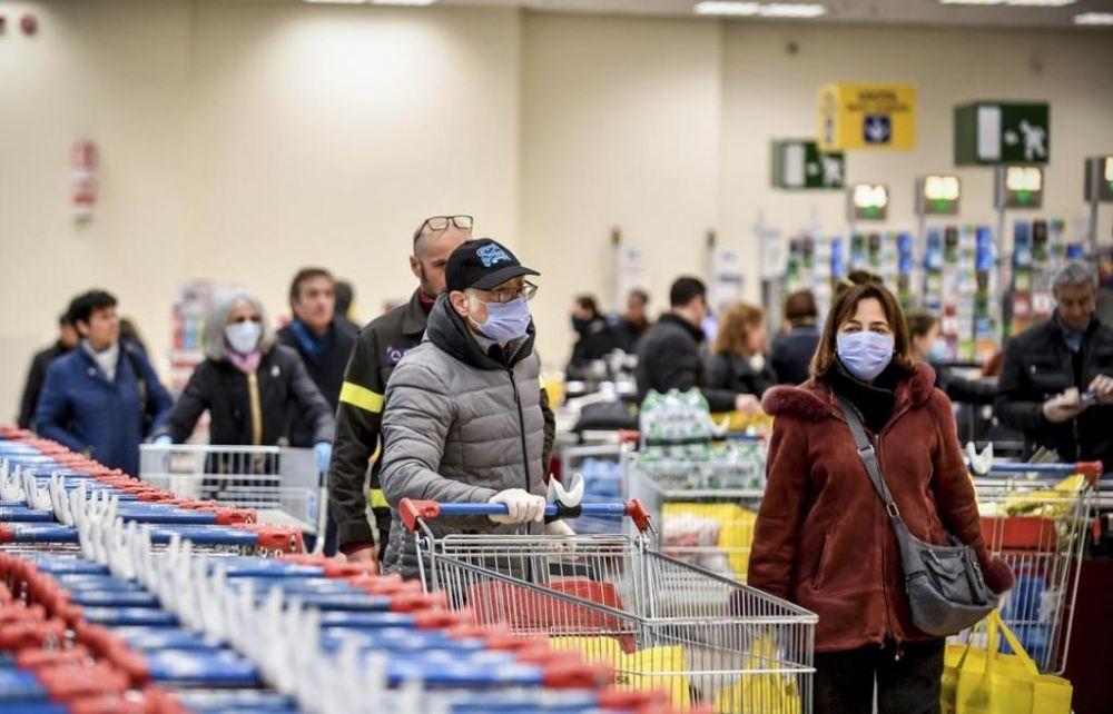 Discusión por un barbijo terminó con un muerto en un supermercado