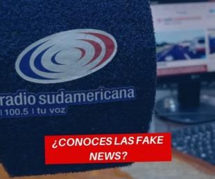 foto: Radio Sudamericana lanza una campaña contra las Fake News