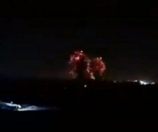foto: Impactantes imágenes del nuevo bombardeo de Israel sobre Gaza