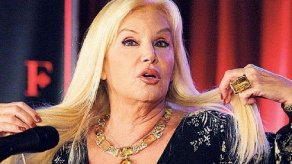 Afirman que es crítico el estado de salud de Susana Giménez