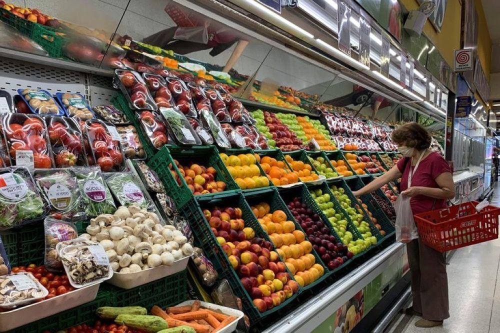 La inflación alcanzó el 3,3% en mayo y acumuló 48,8% en el año