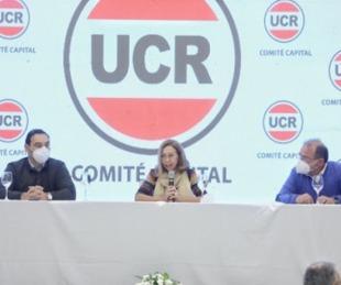 foto: La Convención provincial de la UCR será el miércoles 23 de junio
