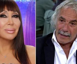 foto: Moria Casán habló de su romance con Fernando