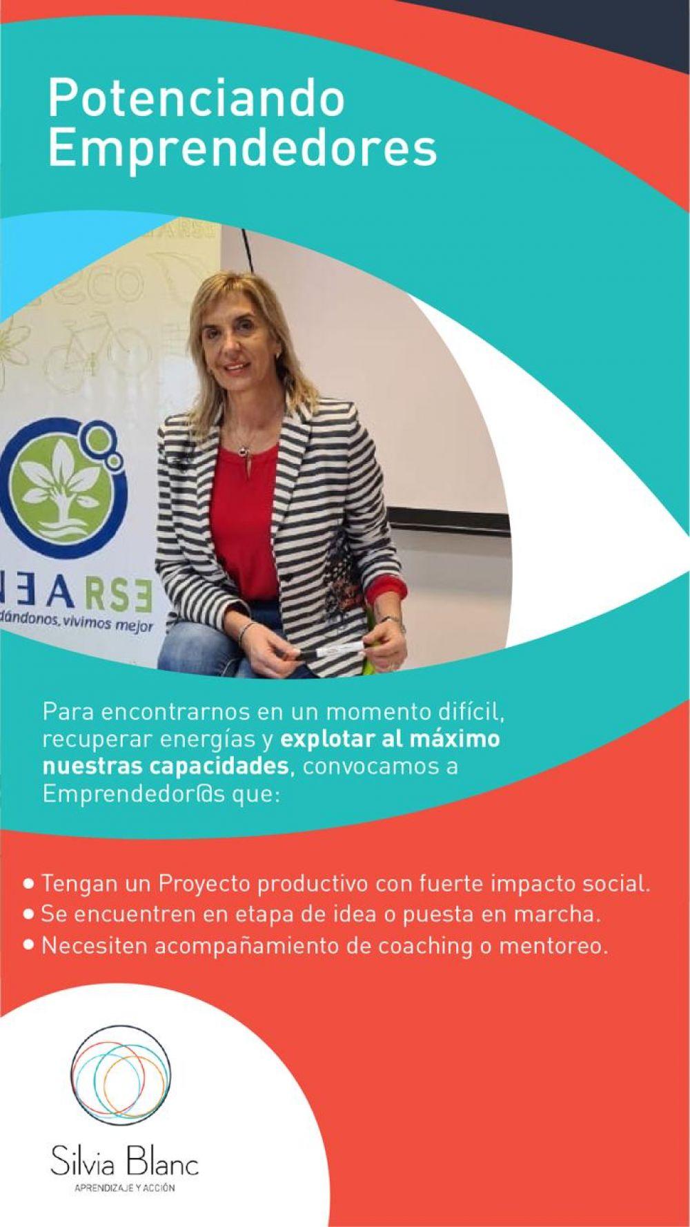 Coach empresarial gratuito para emprendedores correntinos