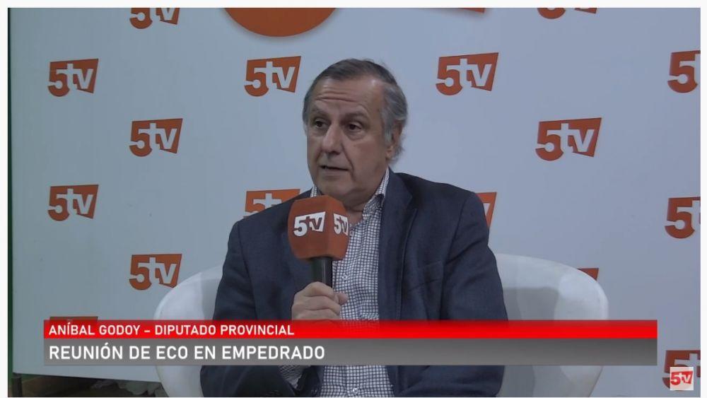 La fortaleza de Eco es el apoyo de los correntinos a sus candidatos
