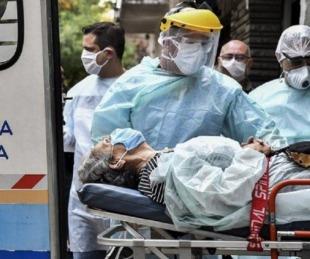 foto: Covid en Argentina: 25.878 casos y 648 muertos en las últimas 24 horas