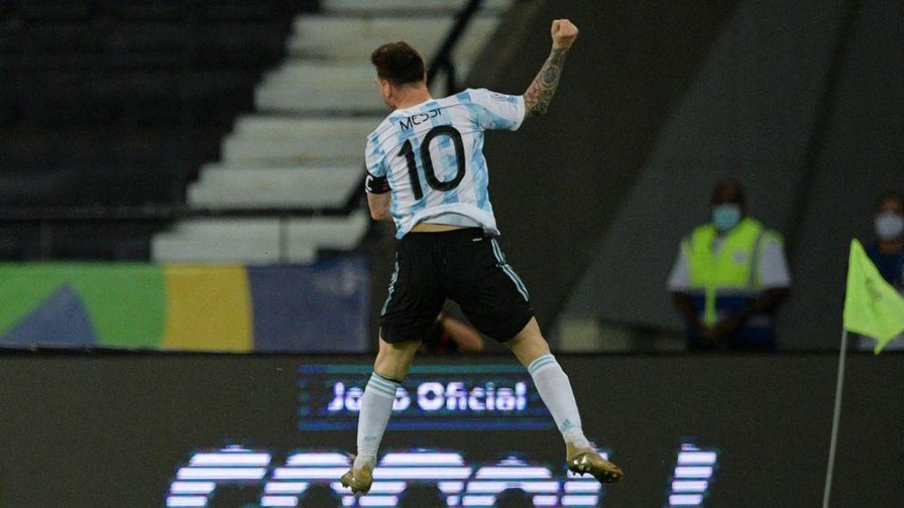 Messi publicó un mensaje motivador antes del clásico con Uruguay