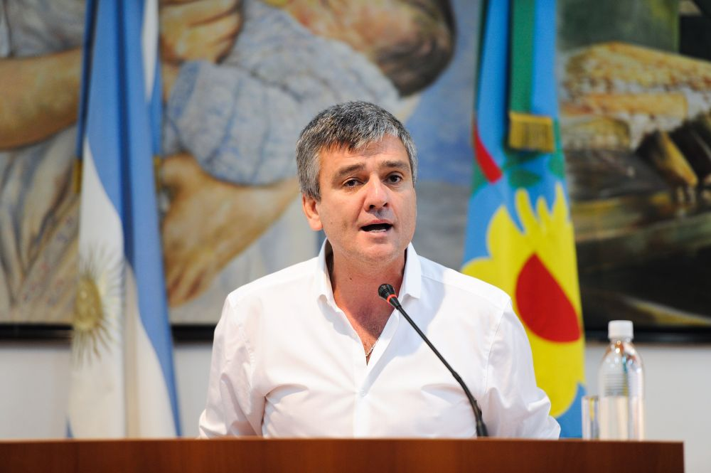 PJ: Juan Zabaleta llegará a Corrientes este viernes