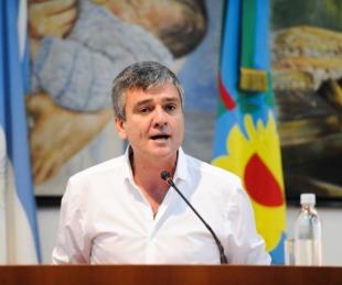 foto: PJ: Juan Zabaleta llegará a Corrientes este viernes