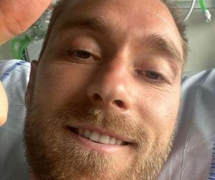 foto: Christian Eriksen deberá ser operado del corazón