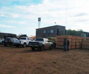 foto: Por trata de personas allanaron siete aserraderos en Juan Pujol