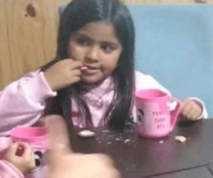 foto: La última foto de Guadalupe antes de desaparecer en San Luis