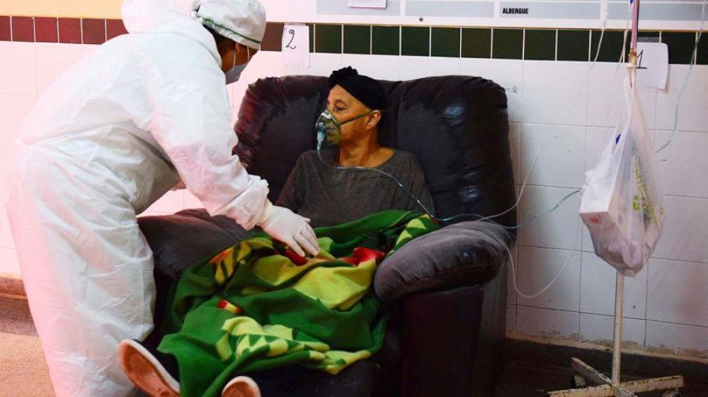 Coronavirus: alerta roja en Paraguay por desborde sanitario