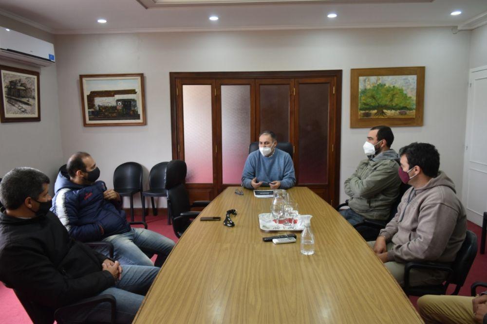 Próximamente habilitarán Fútbol 5 en la Ciudad de Goya