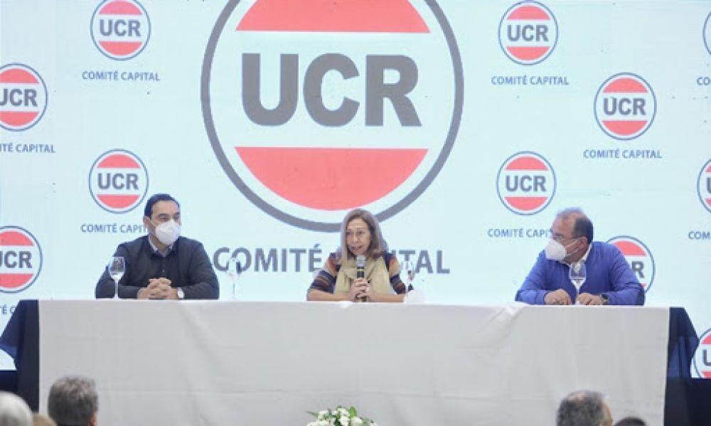 UCR: Buscan acordar un solo candidato en cada municipio