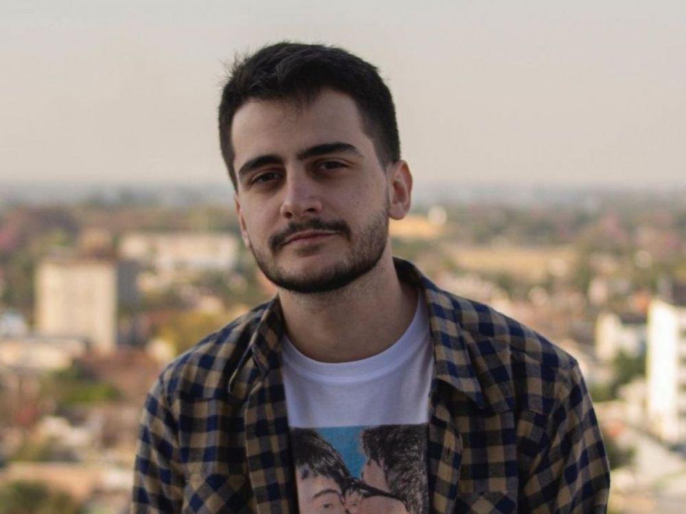 El youtuber Damián Kuc fue atacado por una anaconda