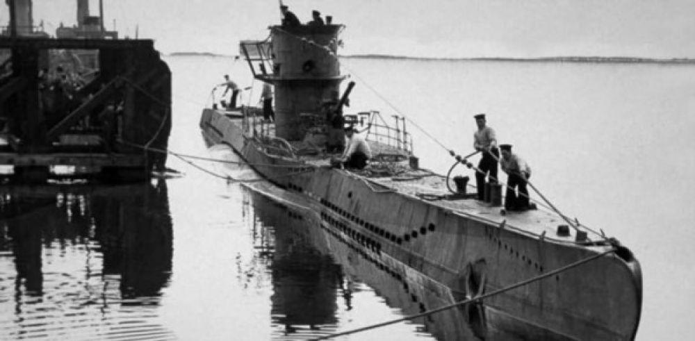 Insólito: hundió un submarino por tirar mal la cadena del baño