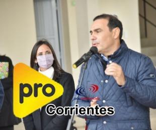 foto: El PRO Corrientes ratificó pertenencia a ECo y apoyo Valdés