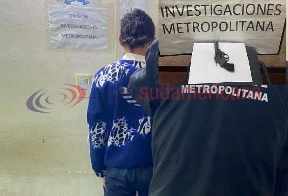Detienen a sospechoso de robarle al hijo de un periodista correntino