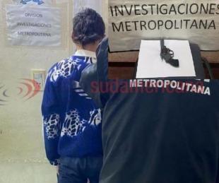 foto: Detienen a sospechoso de robarle al hijo de un periodista correntino